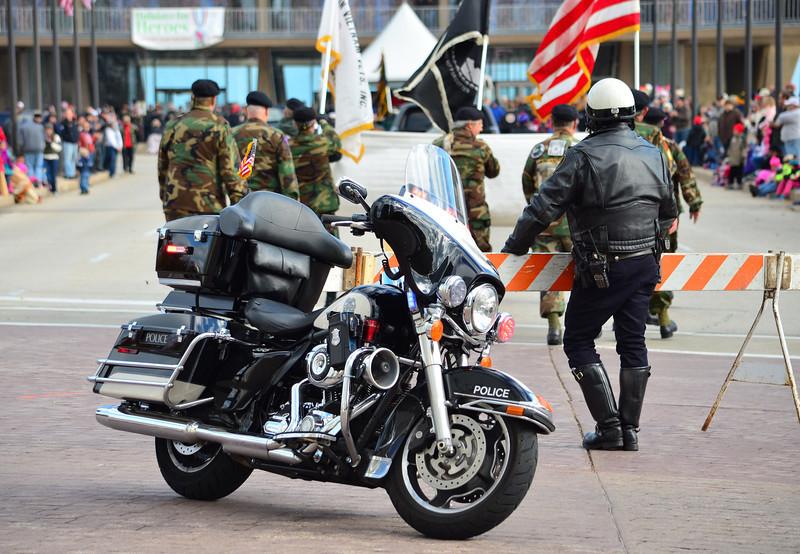 Veterans Day Parade 2013 Milwaukee Wi.