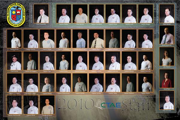Instructors 2010