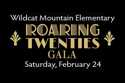 Wildcat Mountain Elementary Fundraiser - February 24, 2018
