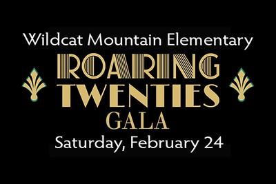 Wildcat Mountain Elementary Fundraiser - February 24, 2018
