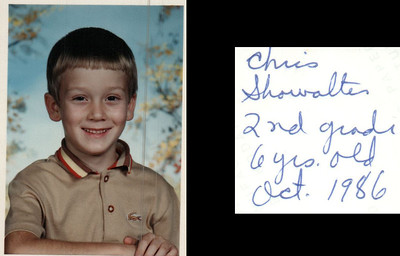 Mom's~Chris's Childhood Pictures
