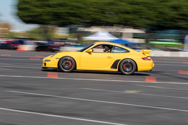 Custom Gallery: Wheelie Cool Yellow Porsche 911 Carrera S
