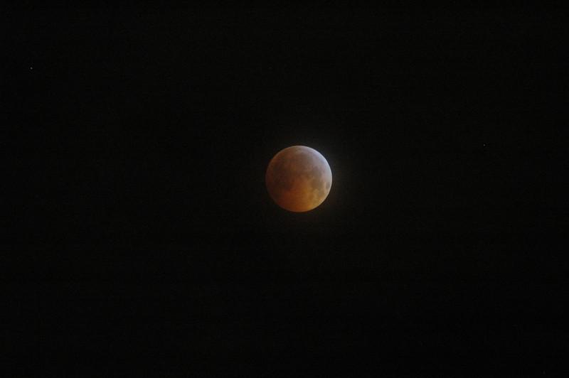 December 2010 Lunar Eclipse - 8