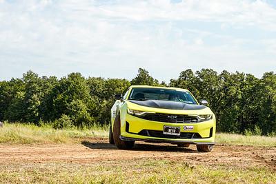 316 Yellow Camaro