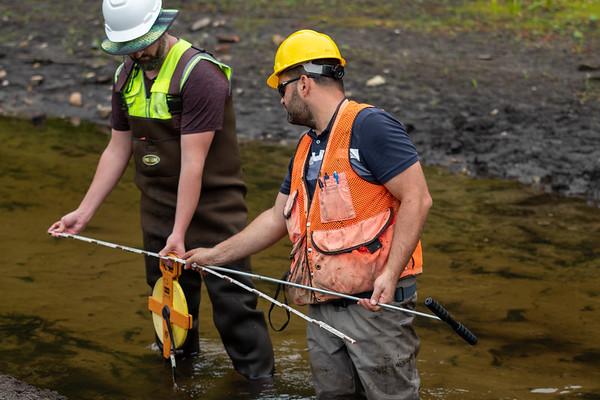 DER Sediment Tracking