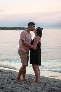 Presque Isle Engagement