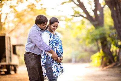 Dikshita | Maternity Shoot
