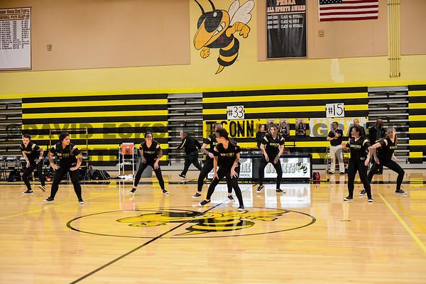 20170203 Bishop Moore Dance