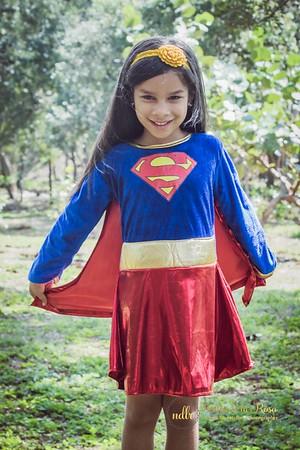 Sesión Super Girl Gabriela (Vanessa Trinidad)