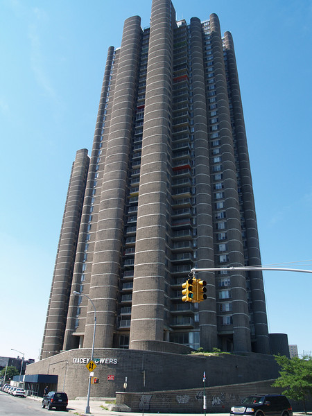 Tracey Towers, The Bronx