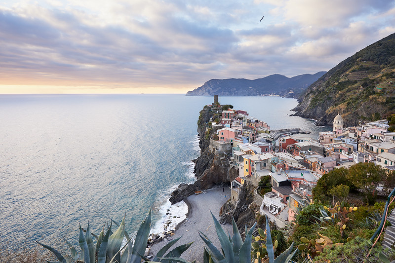 Vernazza, Cinque Terre, Italia