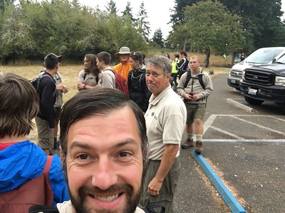 Mt Finlayson hike - Aug 25