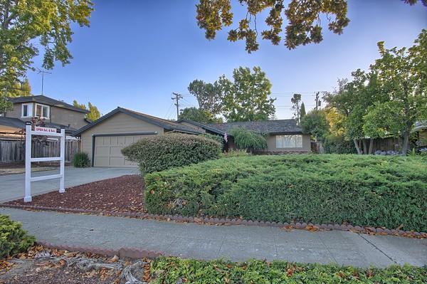 1561 Barton Drive, Sunnyvale