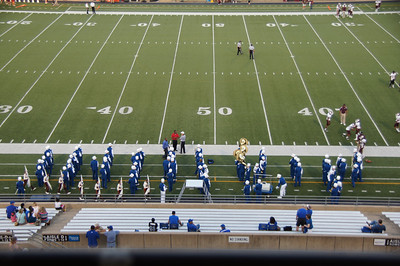 Game 4 - vs Mesquite 21 Sep 2012