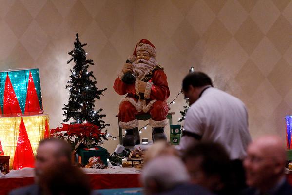 2007 Dec 12 - Hilton El Conquistador Christmas Party