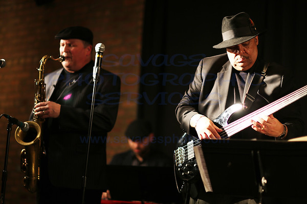 Frank Russell @ Room 43, 2-22-15