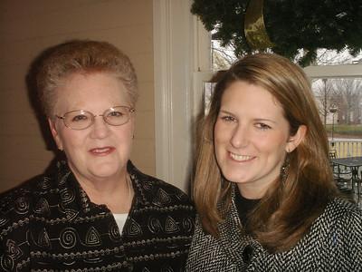 Bridal Luncheon: December 28, 2007