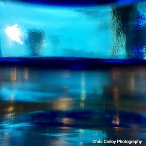 Abstract: Glass and Water