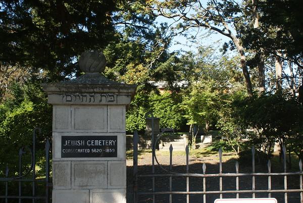 Study: Jewish Cemetery