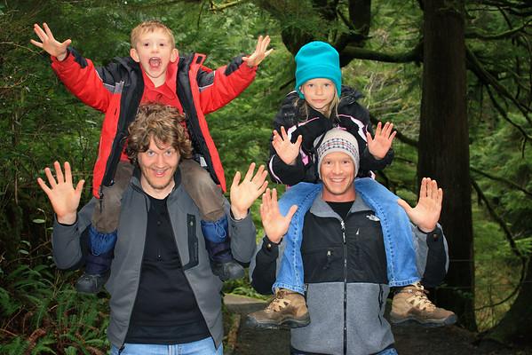 Alyx's Family - Coast 2008