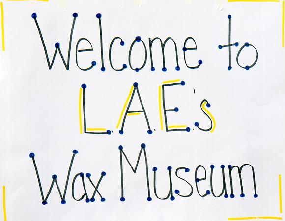 LAE Wax Museum