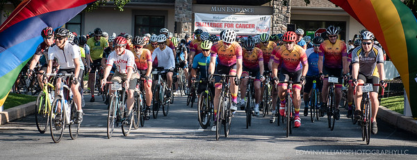 Chester County Hospital Bike Race for Cancer 2019