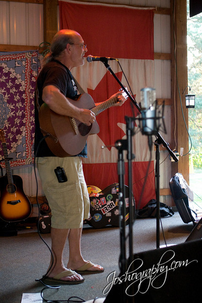 Steve Poltz - South Lyon, Michigan - 31July09