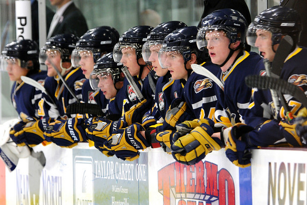 Huntsville Otters Jr A Hockey 2010- 2011