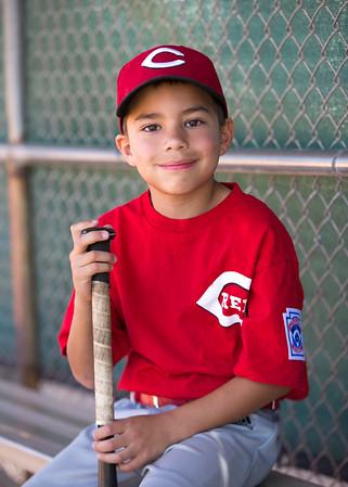 Santa Rita League - REDS (Pre-Minor)