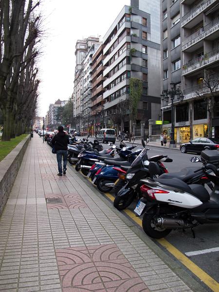 Vespa City