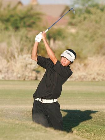 Golf Verrado Boys 9/23/2010