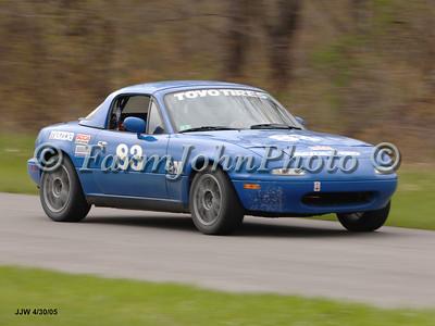 4-30-05 Waterford Hills Road Racing Drivers School