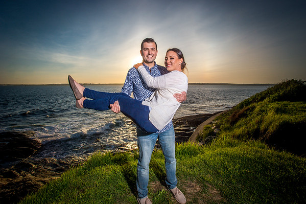 Beth & Brendan Engagement 5-18-19