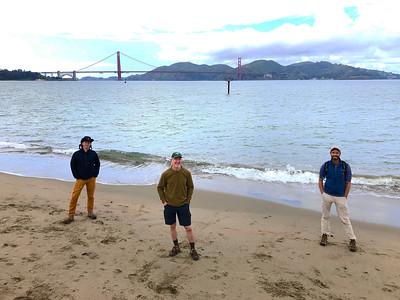 SF Urban Hike: Mar 29, 2020