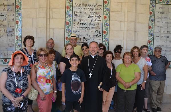 2016 Pilgrimage to Jerusalem