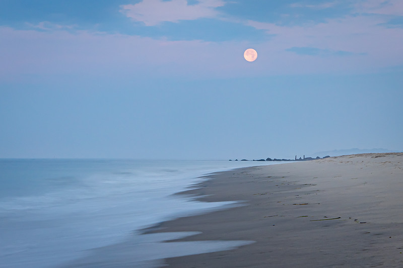 Full Moon Fall