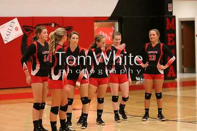 Mena vs Ashdown - LadyCat Volleyball 2013