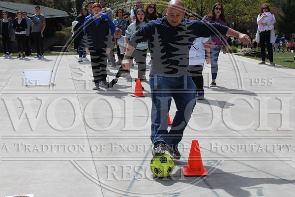 April 25 - Lawn Games