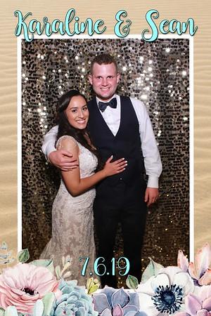 Karaline's and Sean's Wedding