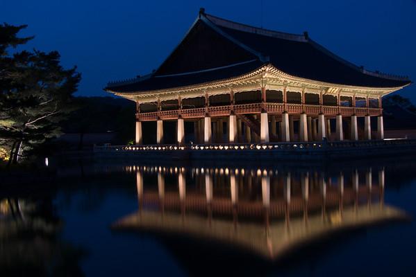 Gyeongbokgung Night 2014