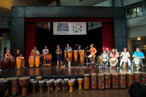 World Rhythm Festival 2018