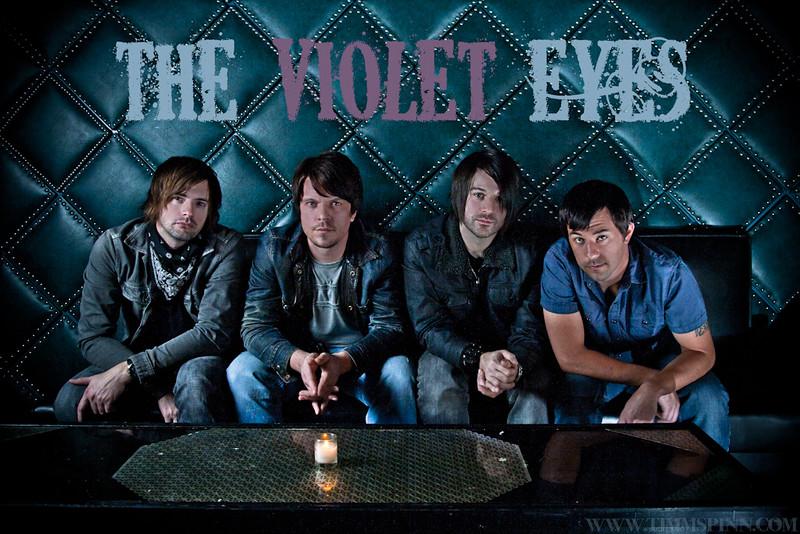 The Violet Eyes