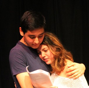 STUDENT DIRECTED ONE ACTS April