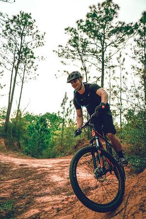 Aaron Paden - Biking