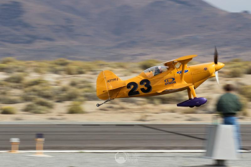 Reno Rabbit, Race 23