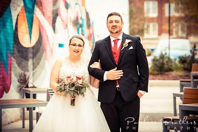 Victoria & Caleb Pierce Wedding 2020
