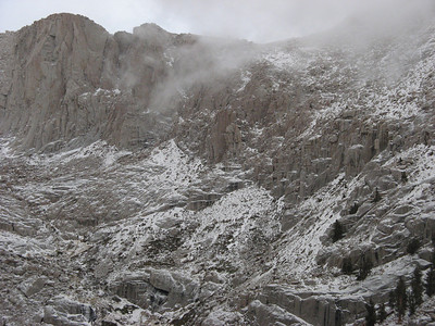 Mt Whitney Attempt