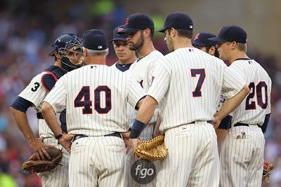 MLB - Chicago White Sox v Minnesota Twins 8-5-11