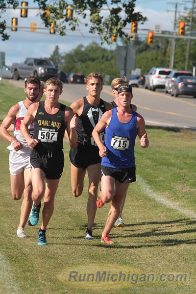 Featured - 2016 Oakland University Golden Grizzly College XC Invite