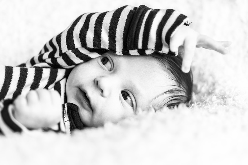 Calvin (Newborn Photography) @ San Jose, California